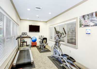 The Commons - Exercise Room